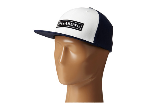 Billabong - Blocker Hat (Navy) Traditional Hats