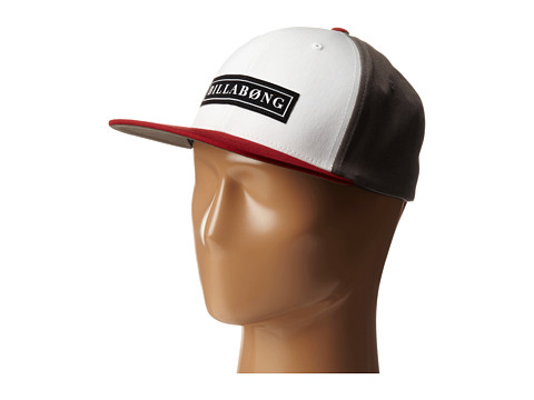 Billabong - Blocker Hat (Red) Traditional Hats