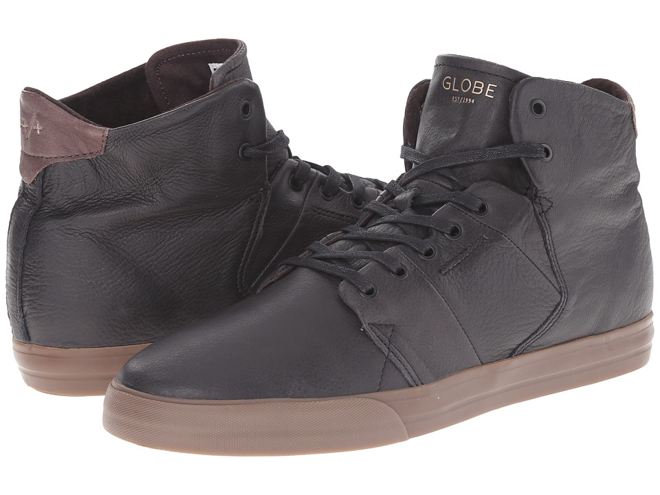 Globe - Los Angered (Black Gum) Men's Skate Shoes