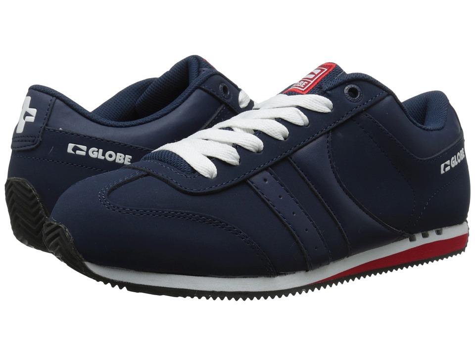 Globe - Pulse (Navy/Red) Men's Skate Shoes