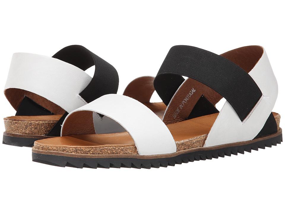 Miz Mooz - Astrid (White) Women's Dress Sandals