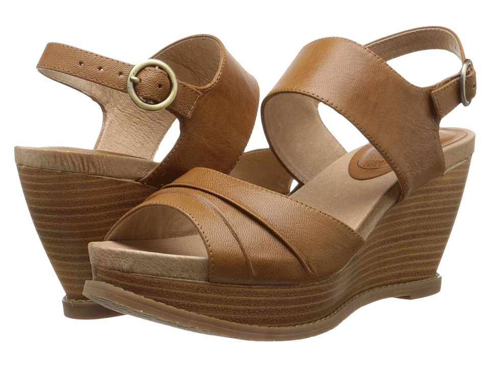 Miz Mooz - Ruthy (Tobacco) Women's Dress Sandals