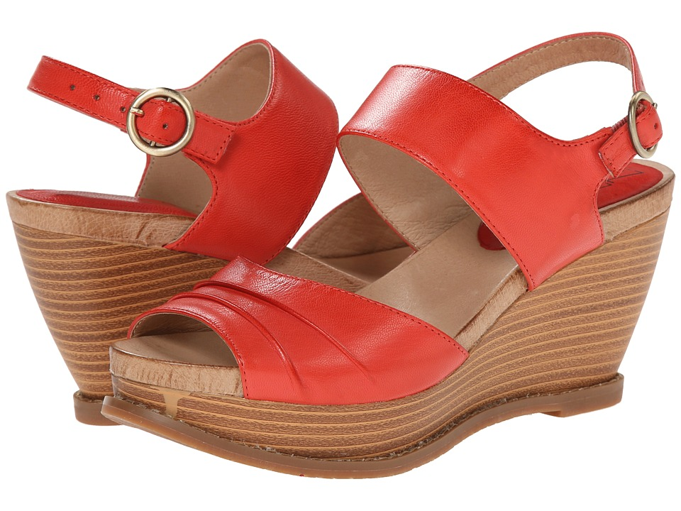 Miz Mooz - Ruthy (Cherry) Women's Dress Sandals
