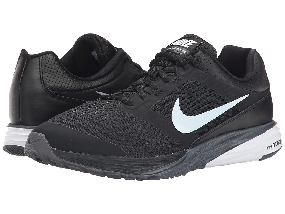 Nike - Tri Fusion Run (Black/Grey) Women's Running Shoes