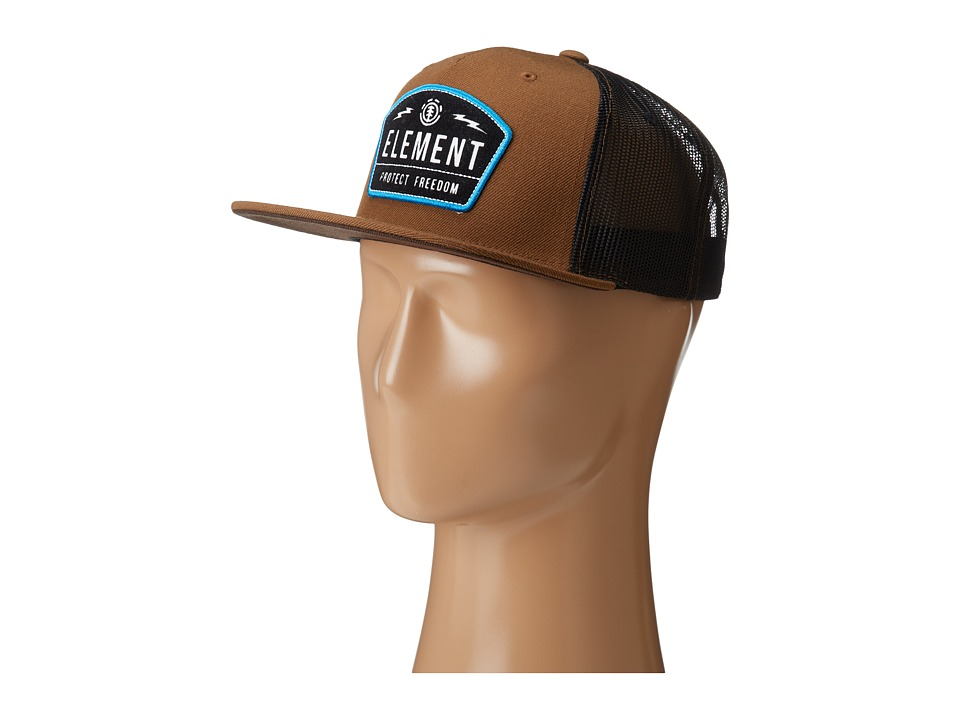 Element - Protect (Amber) Baseball Caps