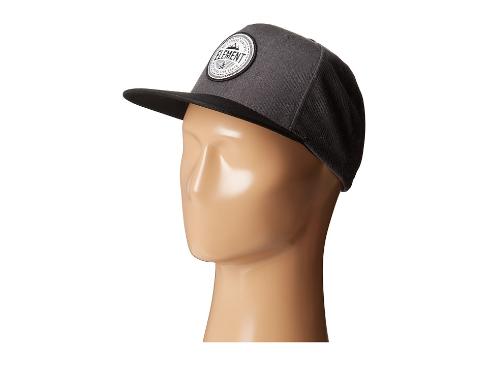 Element - Trailblazer (Charcoal) Baseball Caps