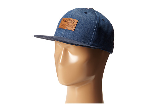 Element - Society (Dark Denim) Baseball Caps