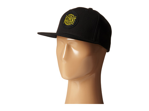 Element - Forward (Black) Baseball Caps