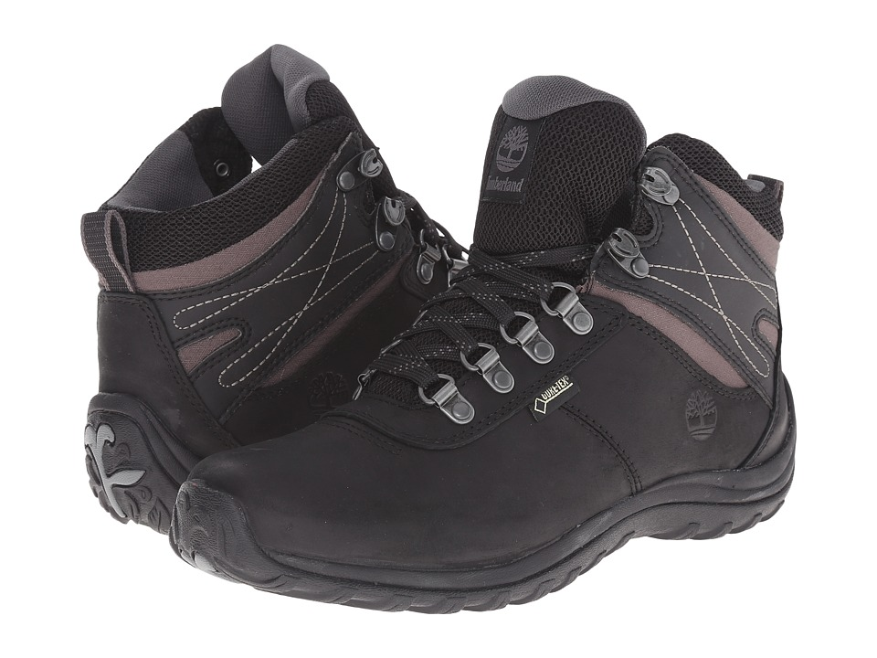 Timberland Norwood Mid w/ GORE-TEX Membrane (Black) Women