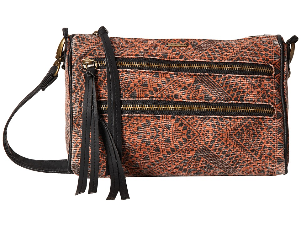 Element - Rika (Rust) Cross Body Handbags