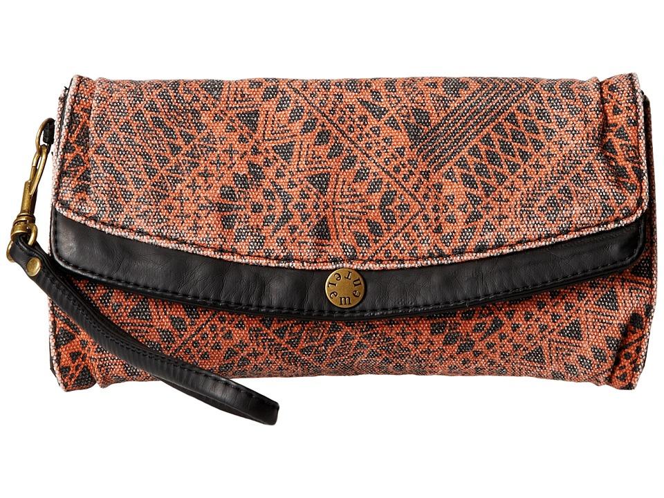 Element - Hana (Rust) Wristlet Handbags