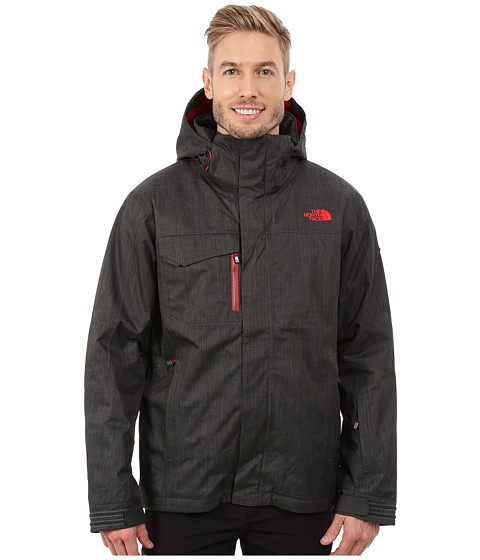 The North Face - Hickory Pass Jacket (Asphalt Grey) Men