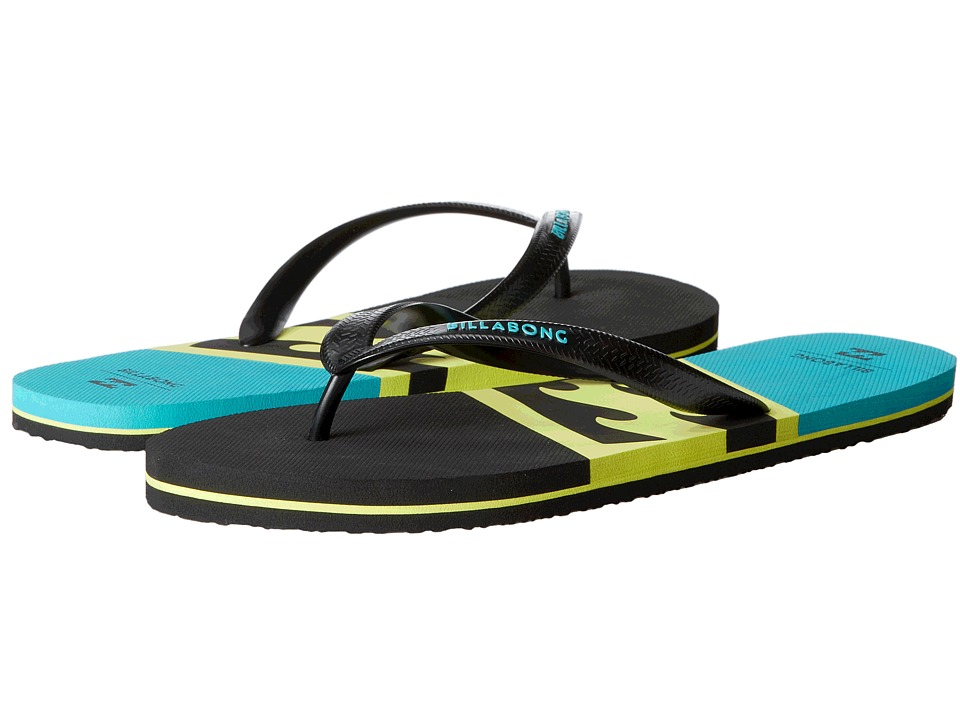 Billabong - Cove Sandal (Lime) Men's Sandals