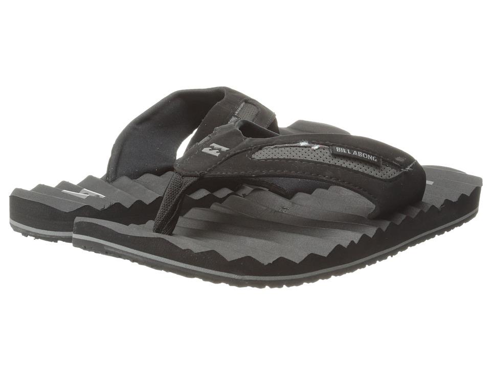 Billabong - Boulder (Black 2) Men's Sandals