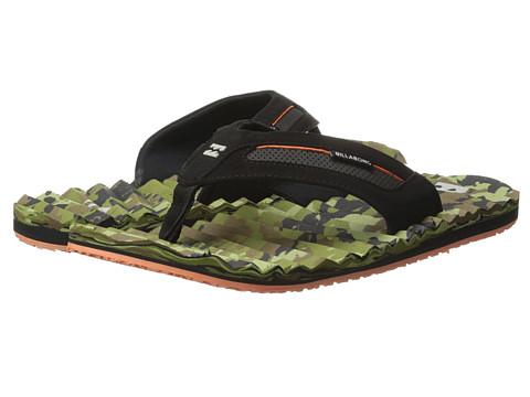 Billabong - Boulder (Military Camo) Men's Sandals