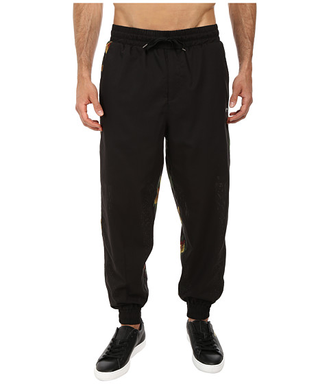 PUMA - Cargo Pants (Black) Men's Casual Pants