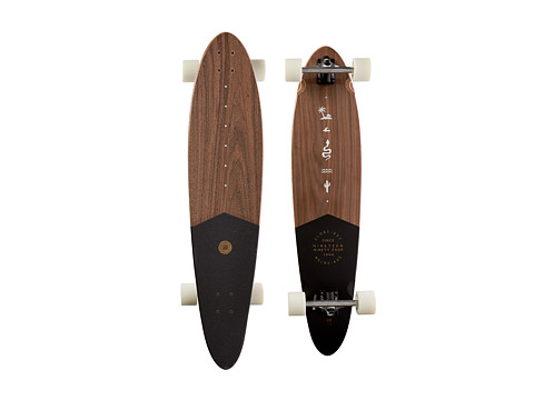 Globe - Pinner Classic (Walnut) Skateboards Sports Equipment