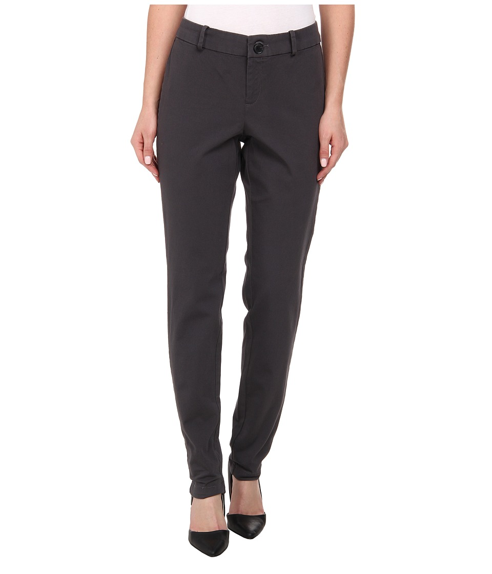 Dockers Misses - The Ideal Slim Pant (Asphalt 1) Women's Casual Pants