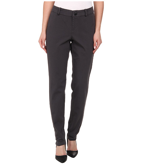 Dockers Misses - The Ideal Slim Pant (Asphalt 1) Women