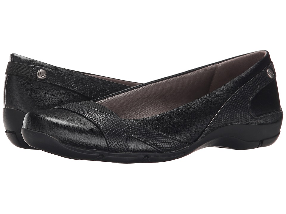 LifeStride - Drama (Black) Women's Shoes