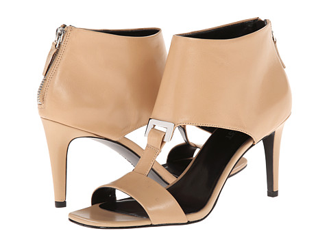 Nine West - Pricilla (Light Natural/Light Natural Leather) High Heels