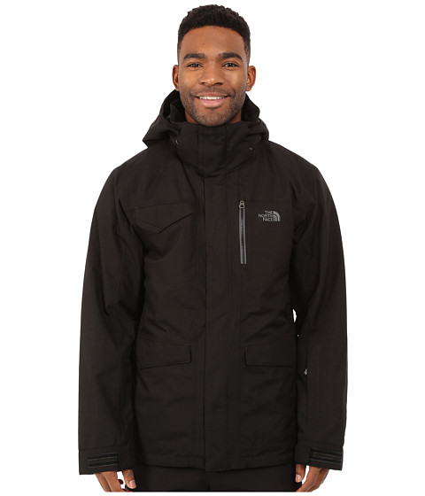 The North Face - Gatekeeper 2.0 Jacket (TNF Black) Men's Coat