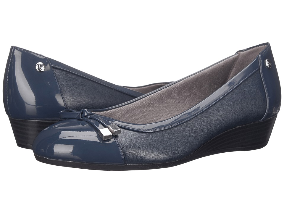 LifeStride - Future (Navy) Women's Shoes