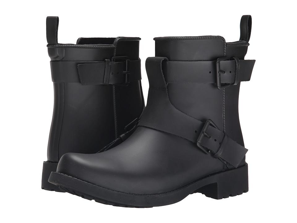 Gentle Souls - Best Fun (Black Rubber) Women's Boots