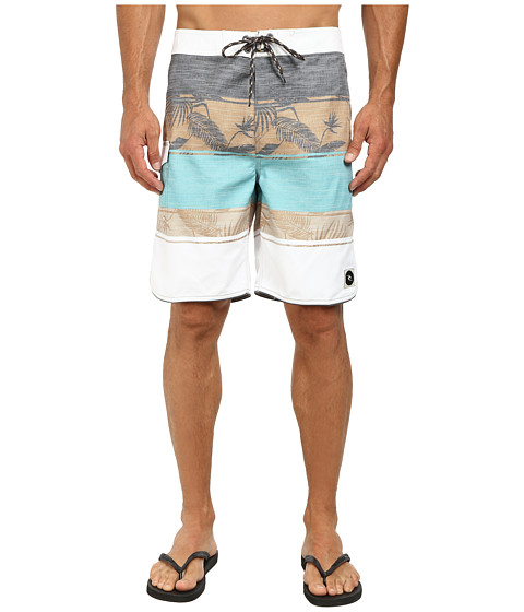 Rip Curl - All Time Printed Walkshorts (Khaki) Men