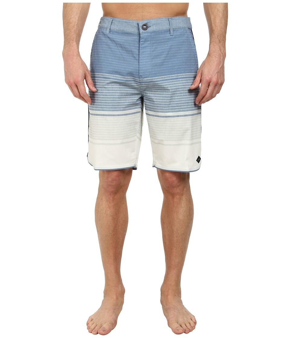 Rip Curl - All Time Boardwalk Shorts (Blue) Men