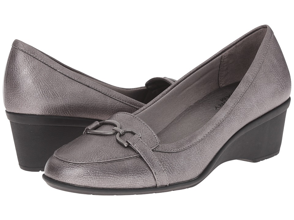 LifeStride - Keaton (Pewter) Women's Shoes