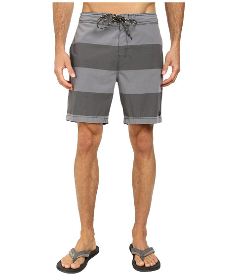 Rip Curl - Departed Boardwalk Shorts (Charcoal) Men