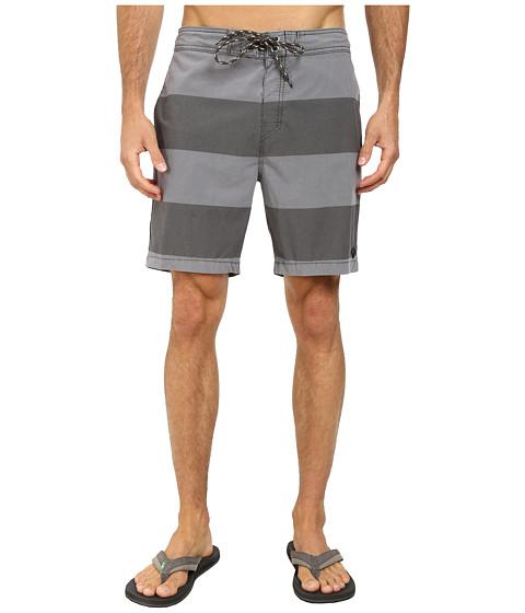 Rip Curl - Departed Boardwalk Shorts (Charcoal) Men's Shorts
