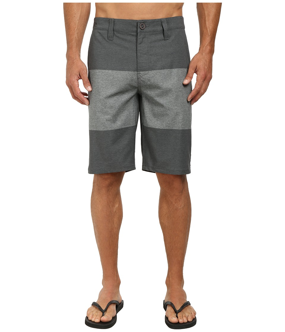 Rip Curl - Epic Boardwalk Shorts (Charcoal) Men's Shorts