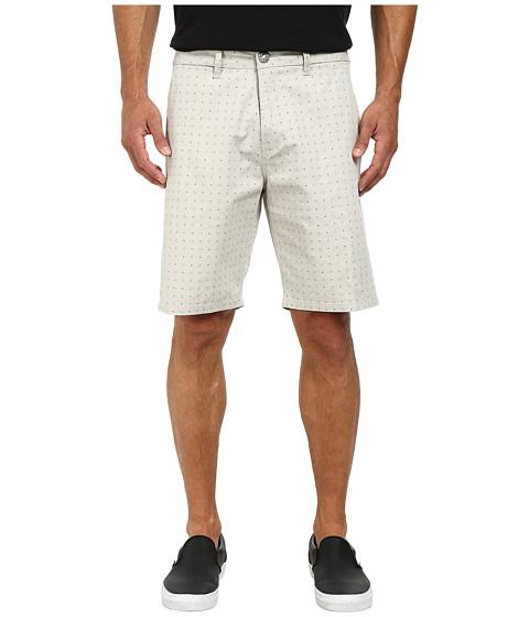 Rip Curl - Epic Overdye Print Shorts (Light Grey) Men
