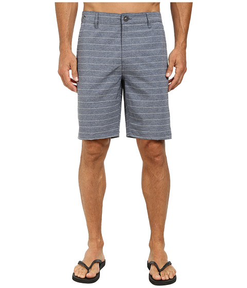 Rip Curl - Line Up Boardwalk Shorts (Blue) Men's Shorts