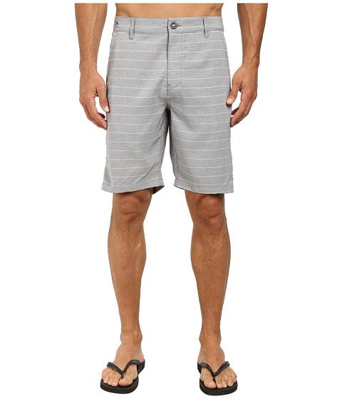 Rip Curl - Line Up Boardwalk Shorts (Grey) Men