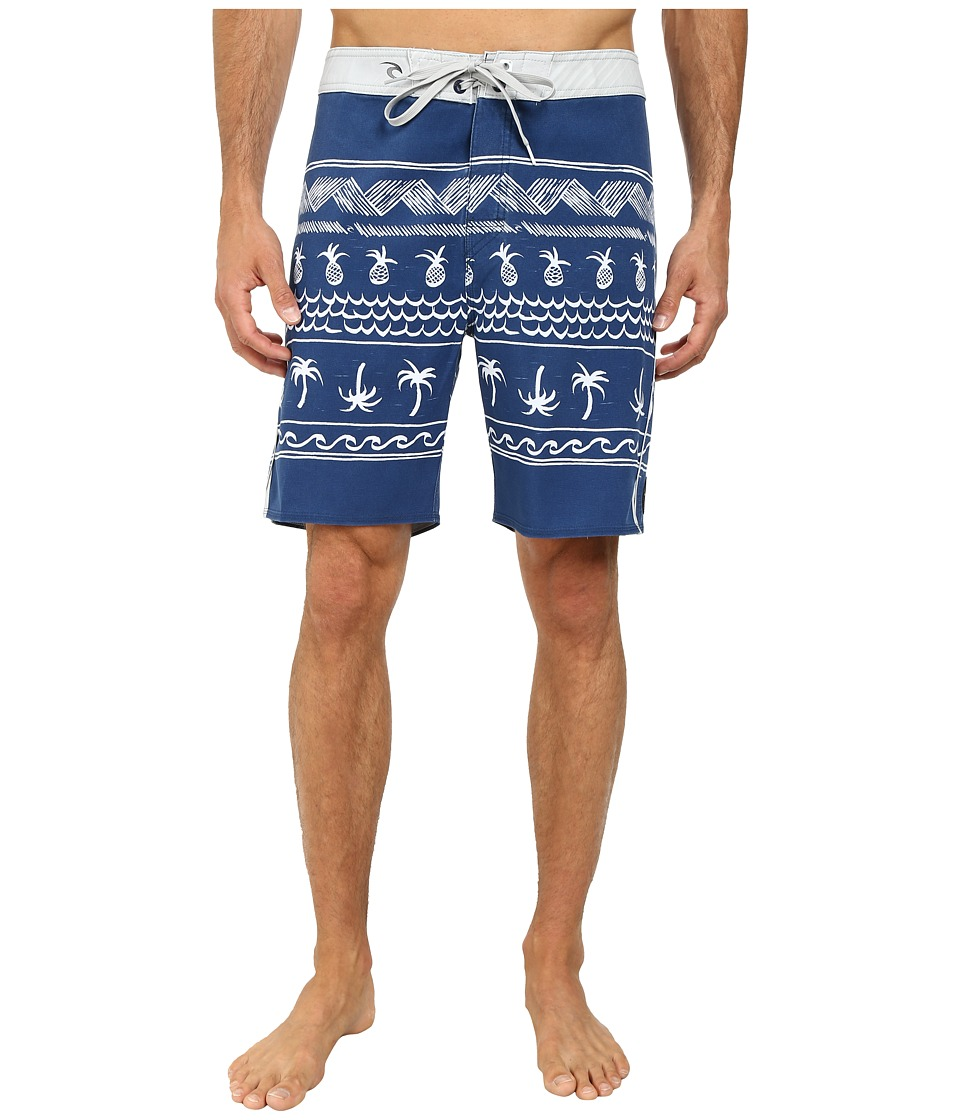 Rip Curl - Mirage Aggrocabana Boardwalk Shorts (Navy) Men