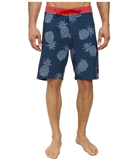 Rip Curl - Mirage Aggropineapples Boardshorts (Blue) Men's Swimwear