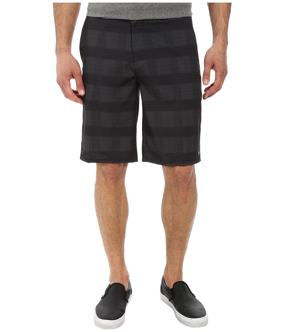 Rip Curl - Mirage Declassified Boardwalk Shorts (Black) Men