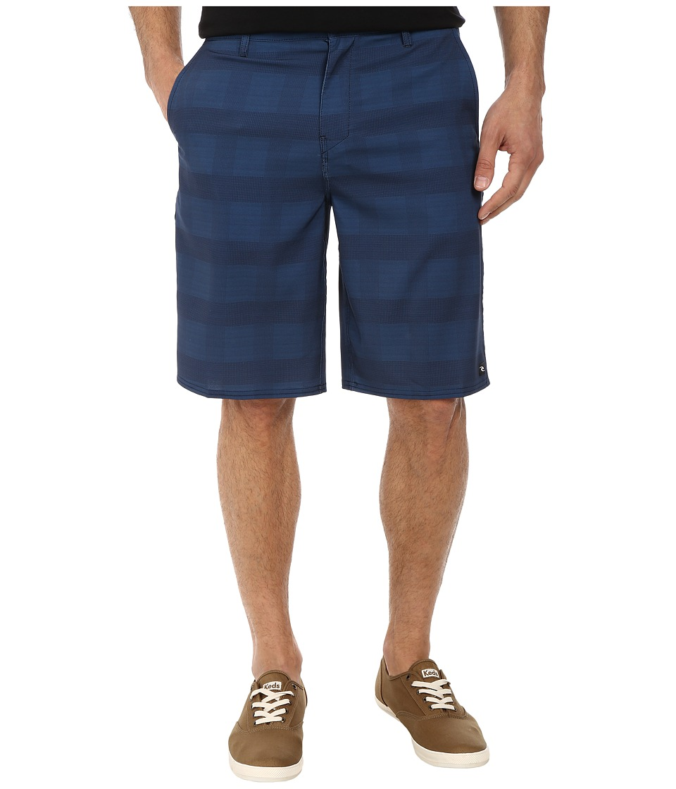 Rip Curl - Mirage Declassified Boardwalk Shorts (Navy) Men's Shorts