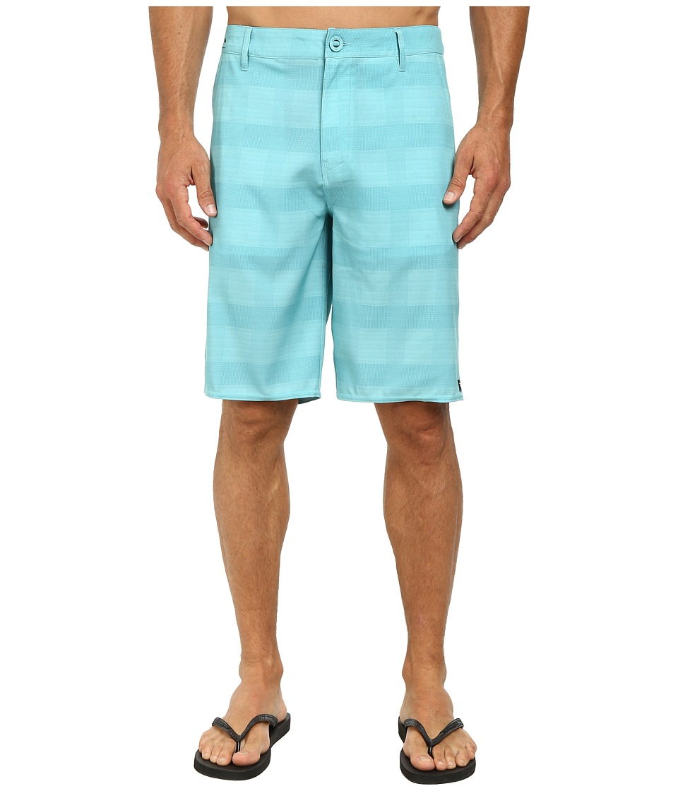 Rip Curl - Mirage Declassified Boardwalk Shorts (Aqua) Men's Shorts