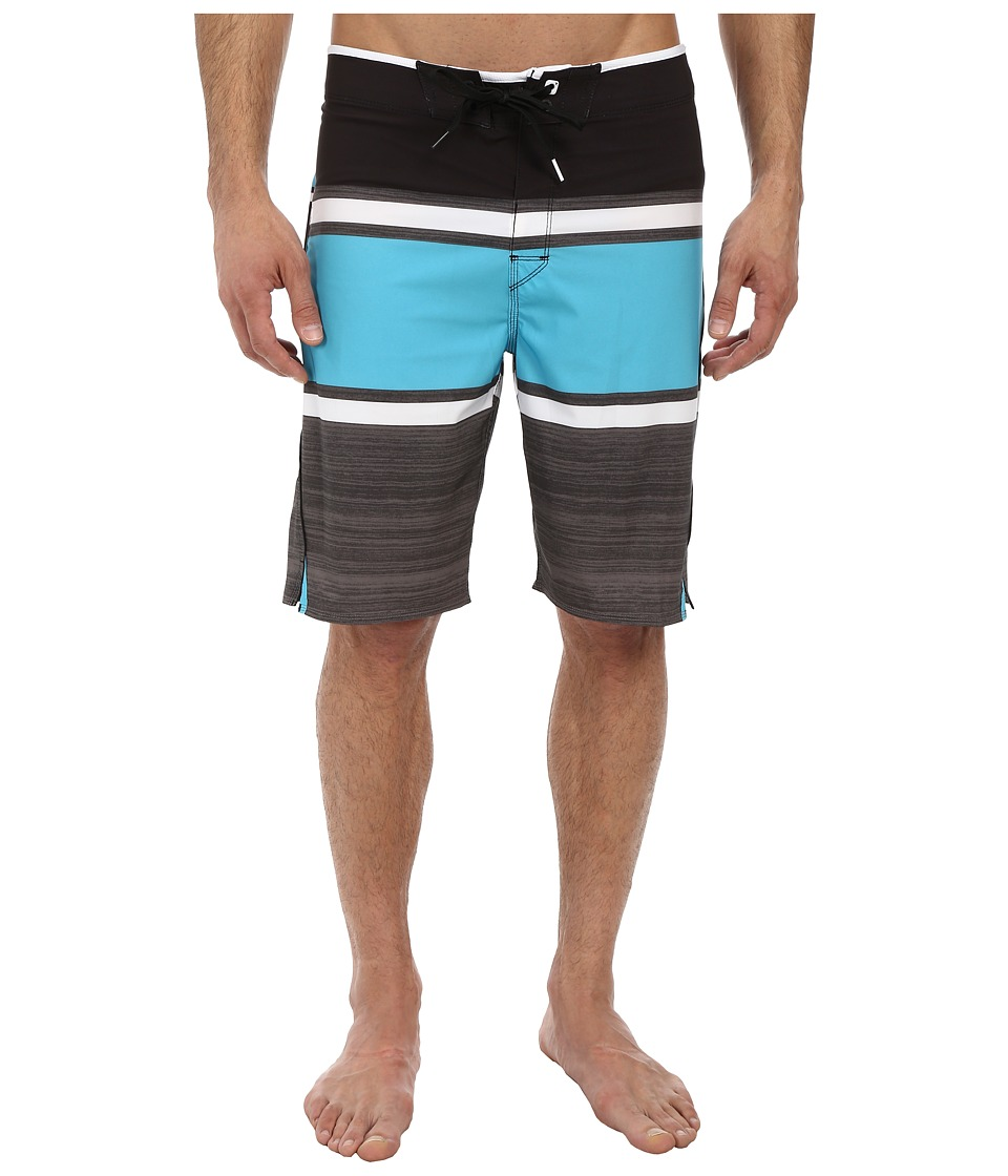 Rip Curl - Mirage Game On Boardshorts (Blue) Men's Swimwear