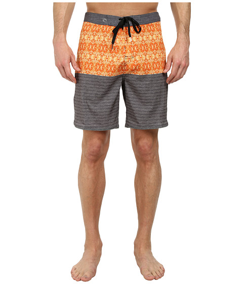 Rip Curl - Mirage Messenger Boardshorts (Orange) Men's Swimwear