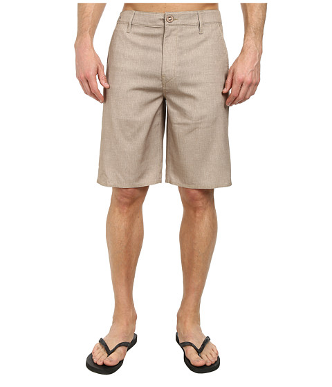 Rip Curl - Mirage Phaser Boardwalk Shorts (Khaki) Men's Shorts