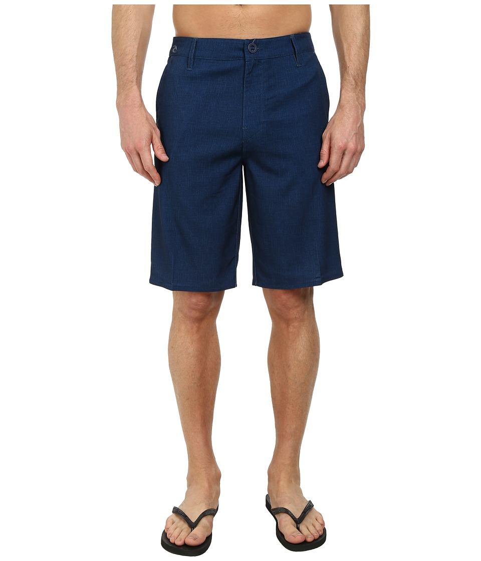 Rip Curl - Mirage Phaser Boardwalk Shorts (Navy) Men's Shorts