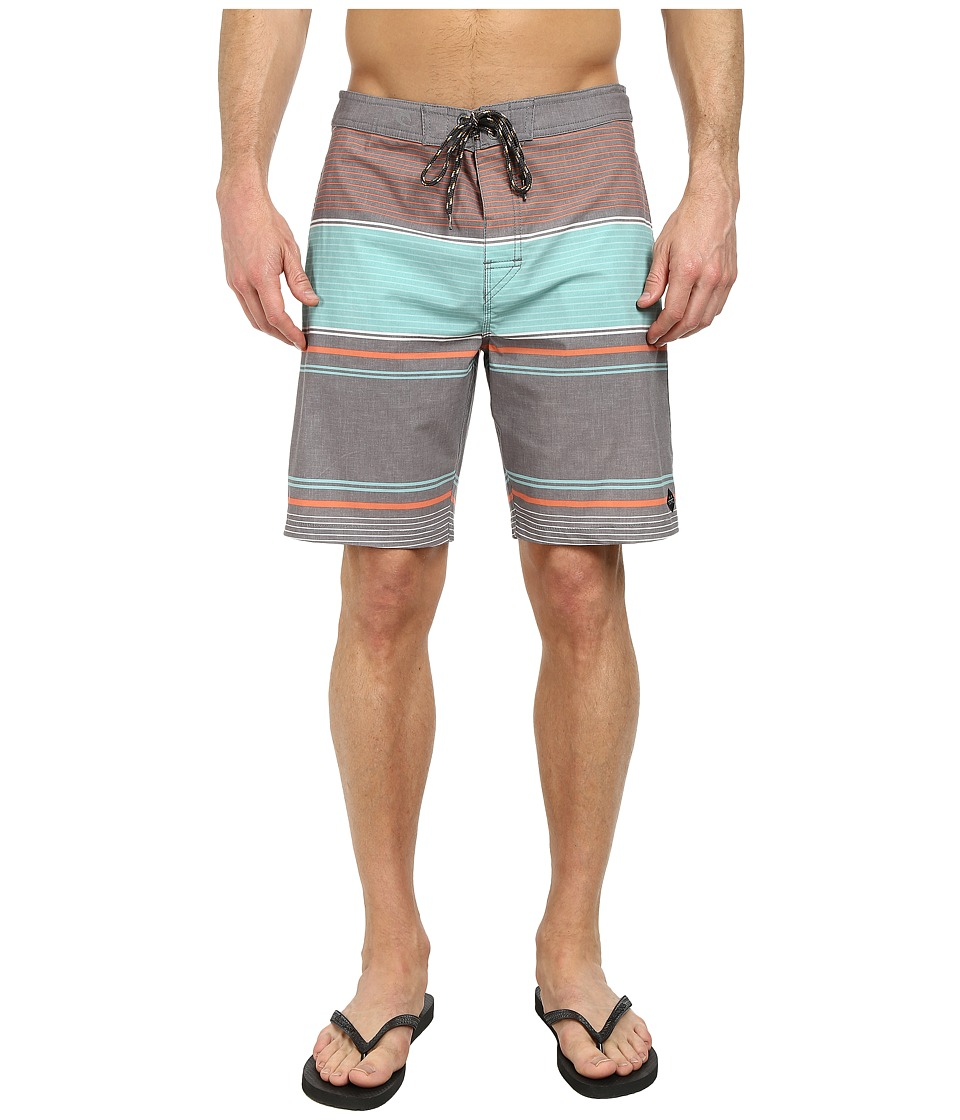 Rip Curl - Rapture Boardwalk Shorts (Charcoal) Men's Shorts