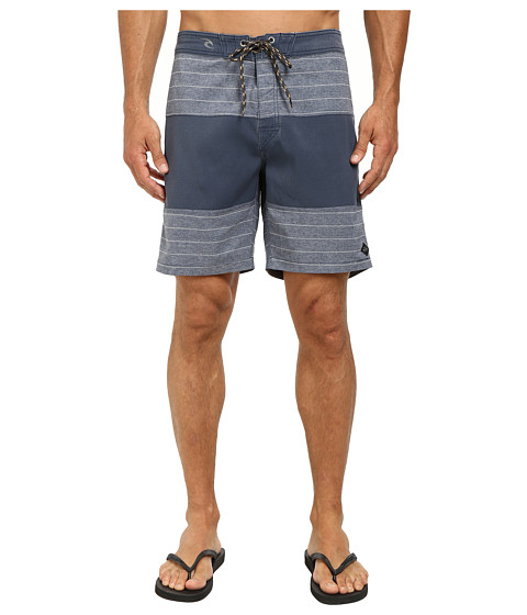 Rip Curl - Recoil Boardwalk Shorts (Blue) Men's Shorts