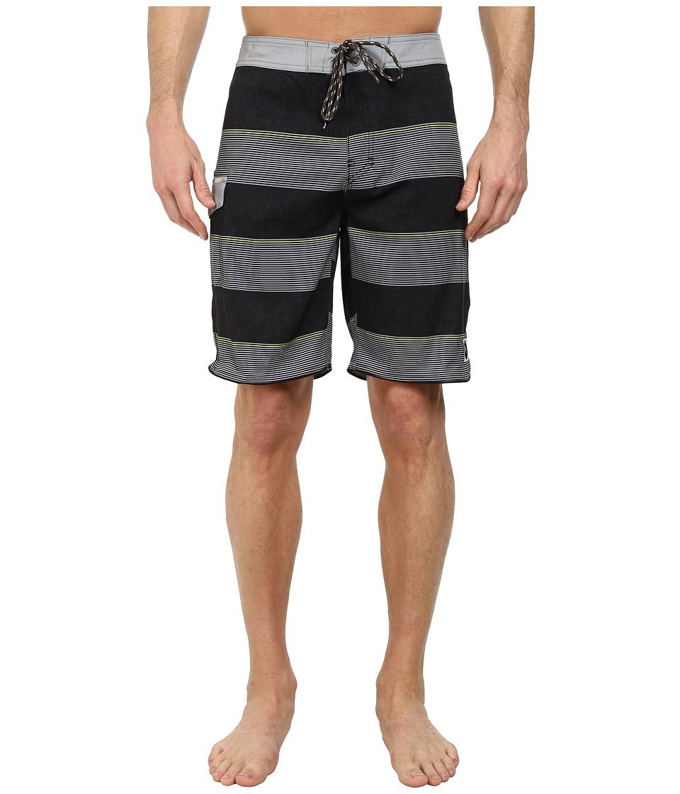 Rip Curl - Varsity Boardshorts (Black) Men's Swimwear