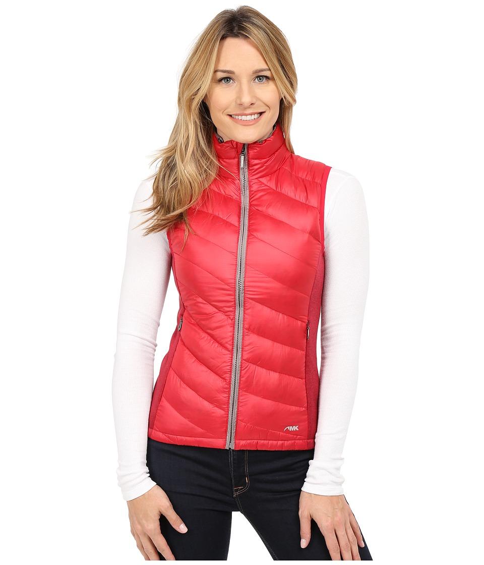 Mountain Khakis - Shout Down Vest (Ruby) Women's Vest